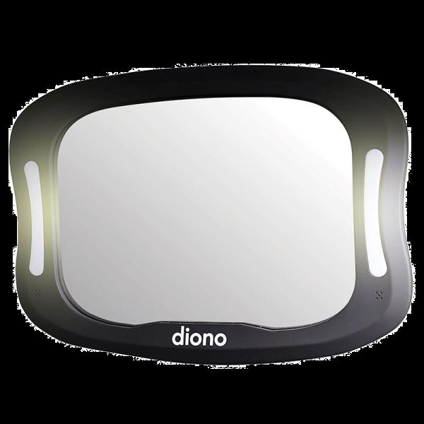Oglinda Retrovizoare Diono cu Lumina Easy View XXL 0