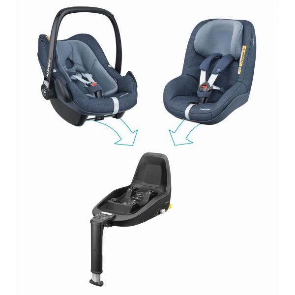 baz isofix maxi cosi 2way fix. Black Bedroom Furniture Sets. Home Design Ideas