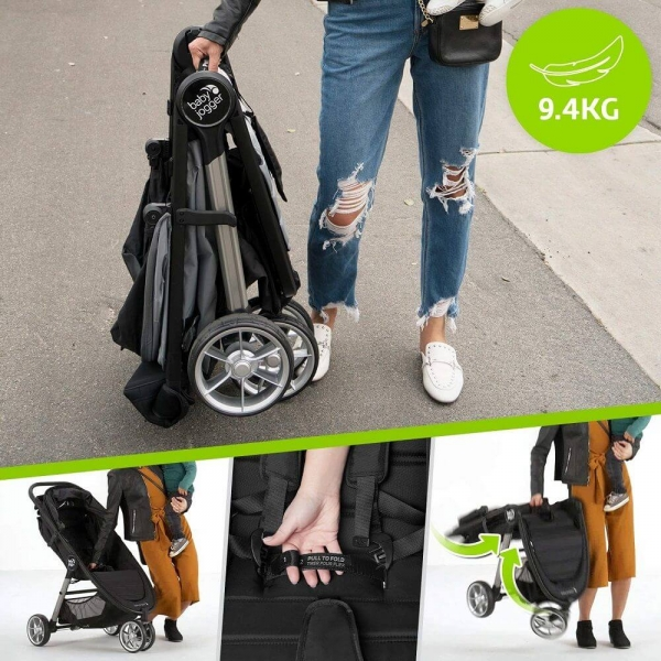 Carucior Baby Jogger City Mini 2 5