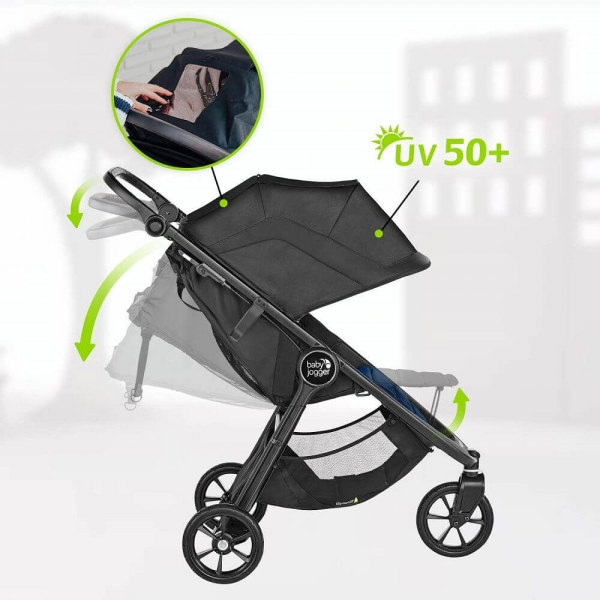 Carucior Baby Jogger City Mini GT 2 4