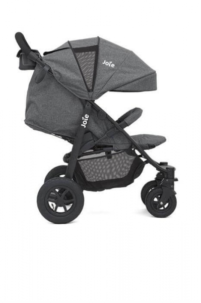 Carucior Multifunctional Joie Litetrax 4 AIR Chromium 4
