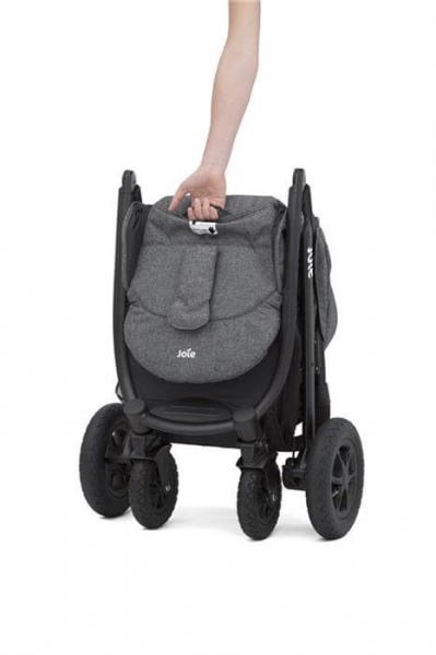 Carucior Multifunctional Joie Litetrax 4 AIR Chromium 6