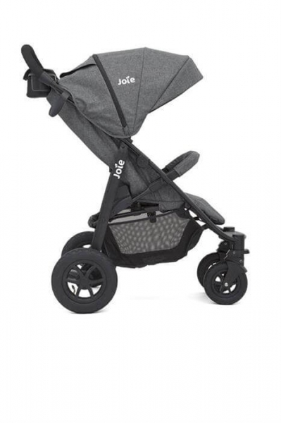 Carucior Multifunctional Joie Litetrax 4 AIR Chromium 3