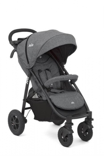 Carucior Multifunctional Joie Litetrax 4 AIR Chromium 0
