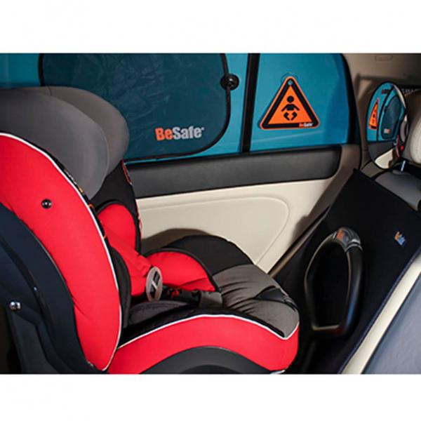 Pachet rear facing BeSafe 1