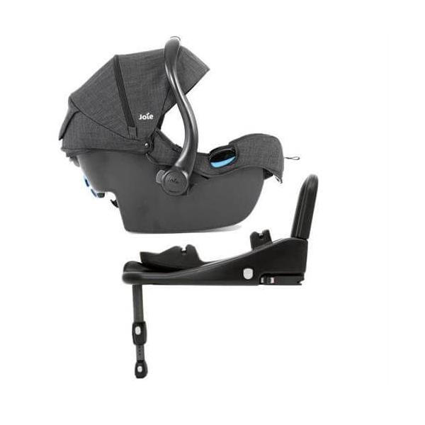 Pachet scaun auto Joie i-Anchor Advance + bază ISOfix i-size + scoica auto Joie i-Gemm 4