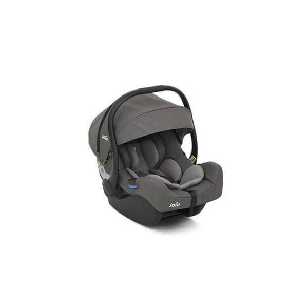 Pachet scaun auto Joie i-Anchor Advance + bază ISOfix i-size + scoica auto Joie i-Gemm 5