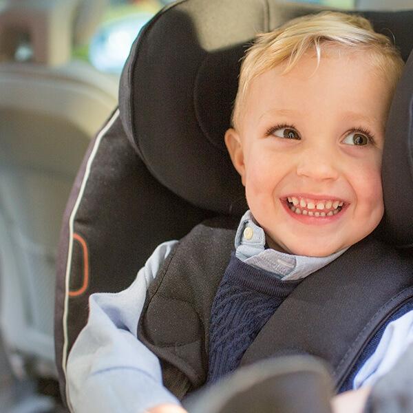 Scaun auto copii BeSafe iZi Combi X4 ISOfix 2