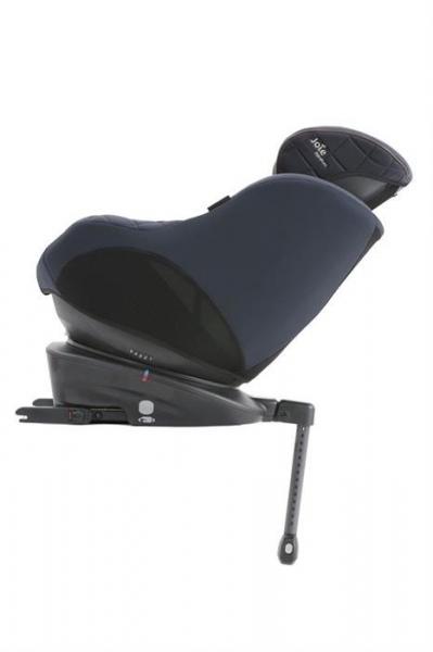 scaun-auto-copii-joie-spin-signature-granit-bleu 3